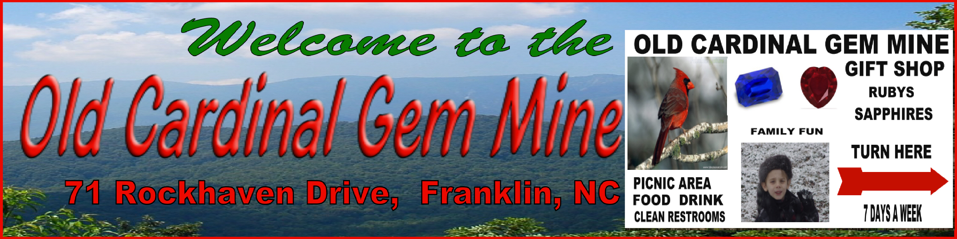 Franklin Gem Mining Franklin NC
